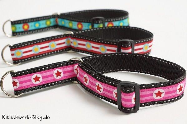 """Macht mit! """"Nähen für den Tierschutz"""" : Eine Initiative vom Kitschwerk-Blog. Hier findet ihr weitere Infos und eine Gratis Anleitung für Hundehalsbänder."""