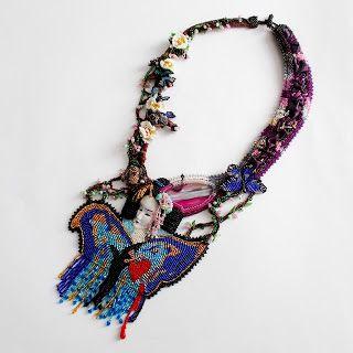 cristinajewellery.blogspot.com: Japonia- Madame Butterfly - etapy powstawania nasz...