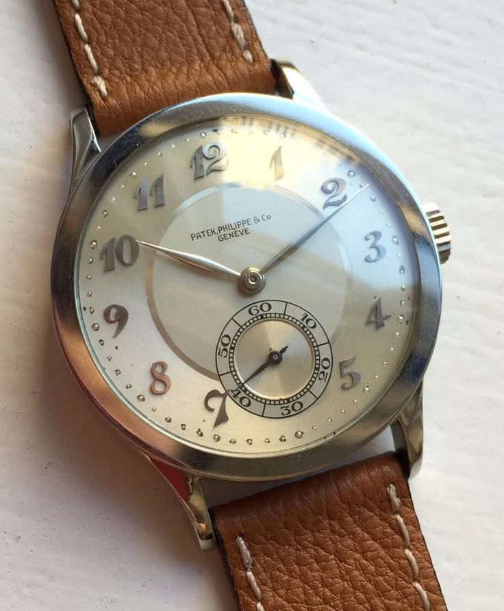 Watch Collectors PSA: A Very Rare And Valuable Patek Philippe 570 In Steel Has Been Stolen (Please Share) — HODINKEE - Wristwatch News, Reviews, & Original Stories