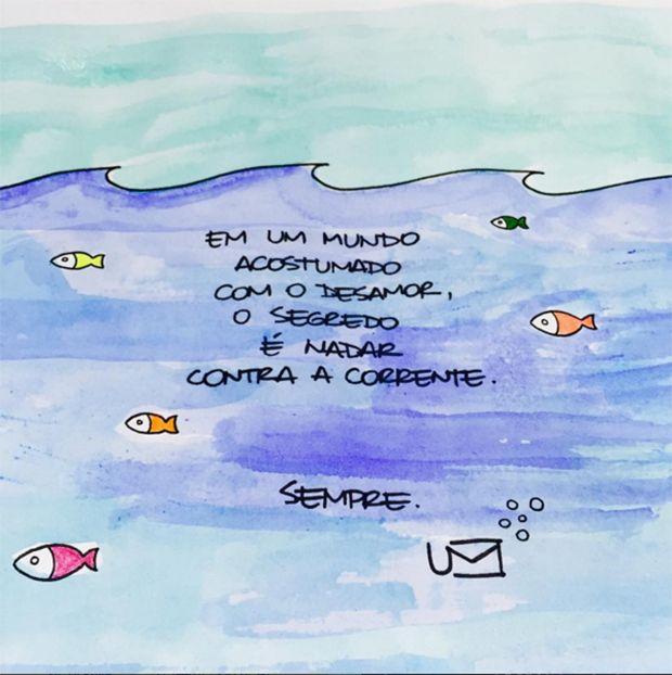 """Projeto """"Um Cartão"""" compartilha sentimentos cotidianos e muito amor para…"""