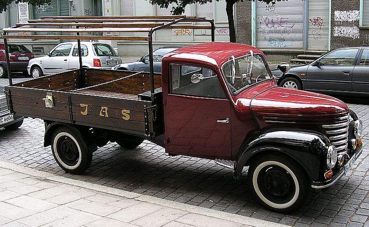 2008 Barkas v901 berlin