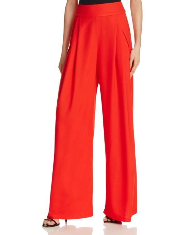 Gracia High Waist Palazzo Pants - Compare at $104