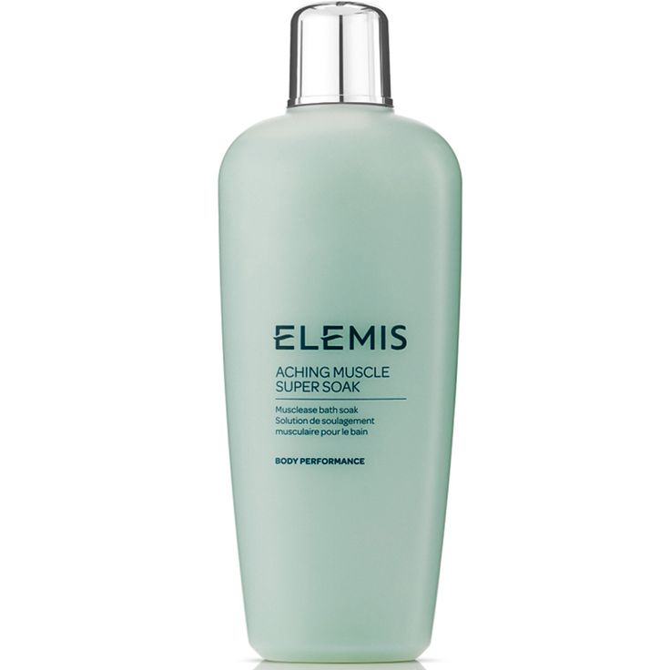 Buy Elemis Aching Muscle Super Soak (400 ml) , luxury skincare, hair care, makeup and beauty products at Lookfantastic.com with Free Delivery.