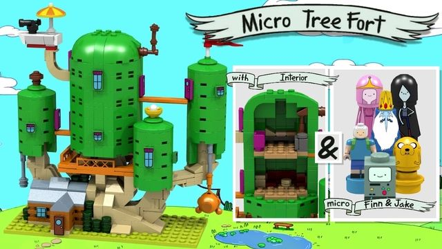 LEGO® CUUSOO | The Adventure Time Project - vote for Lego to make this!