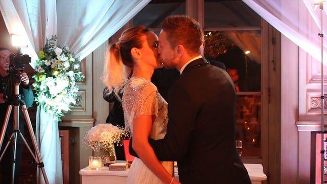 Casamiento de Linda y Alejandro (18.06.16) - Palacio Sans Souci