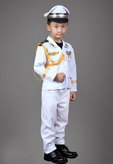 Seragam DB TNI anak