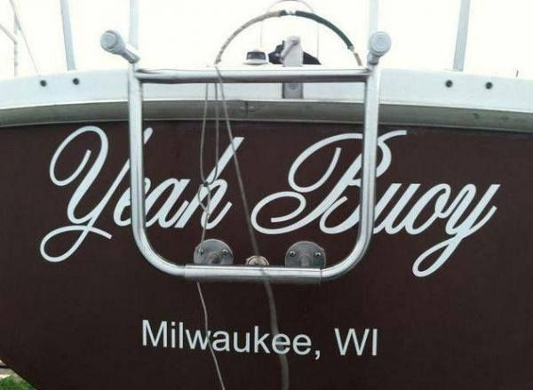 What's the best boat name you've seen