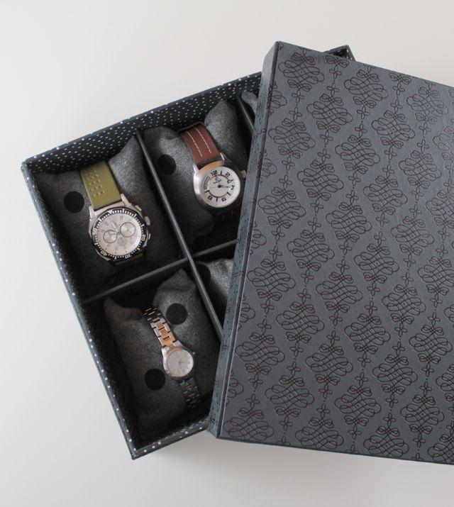 17 meilleures id es propos de boite a montre sur pinterest bo te de montre montre. Black Bedroom Furniture Sets. Home Design Ideas