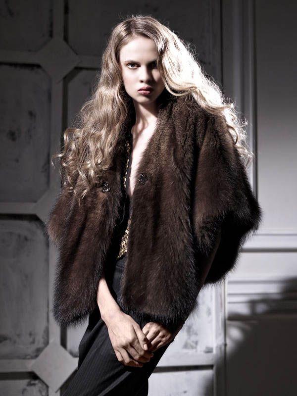 21 Best Fur Editorial Images On Pinterest Fur Fashion
