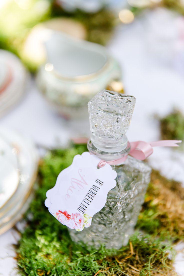 Alice im Wunderland - Teeparty - als Hochzeitsthema - feenstaub.at