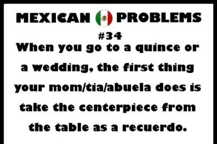 All Hispanic moms did this