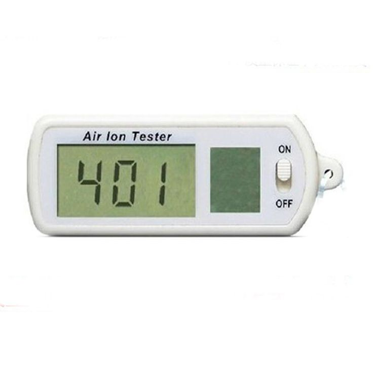 AIR Aero Anion Tester  / ion meter / aeroanion detector Negative oxygen ions tester