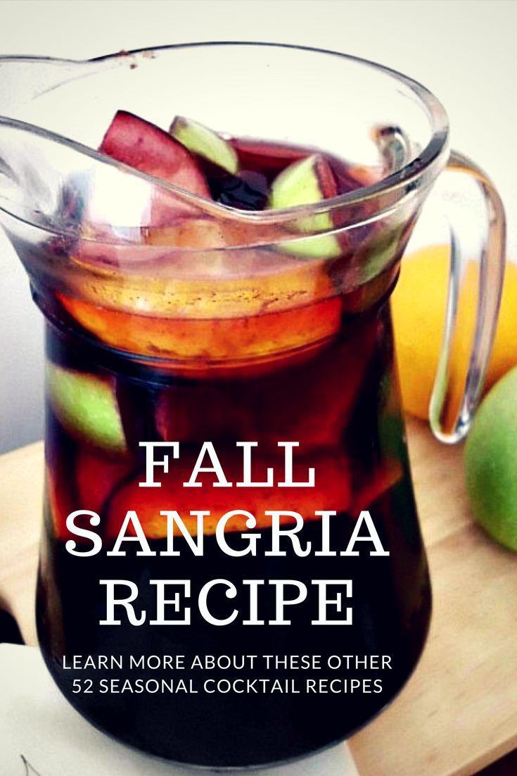 Fall Sangria
