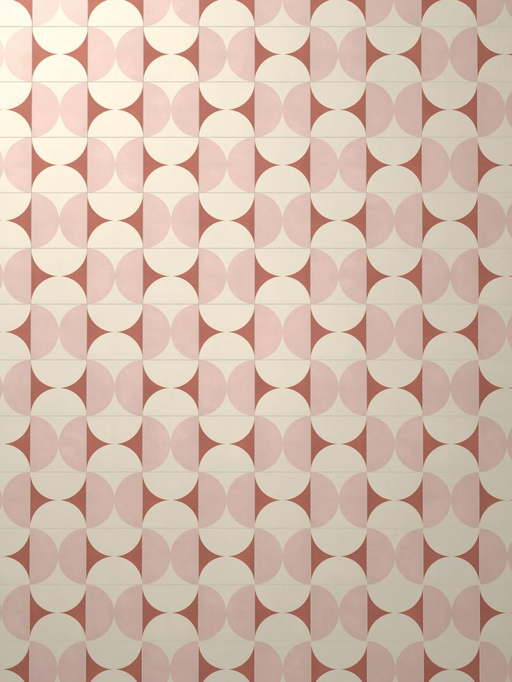 One more image from the Bisazza/India Mahdavi collaboration. Pretty, useful, of an era.