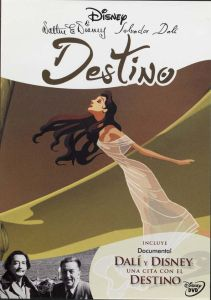 """Destino"", short film of Walt Disney and Salvador Dali, it's brilliant for teaching surrealism to kids"