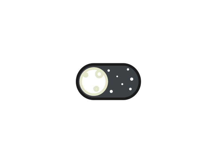 Day/Night Toggle Button by Tsuriel