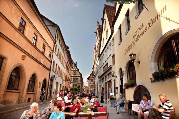TYSKLAND (VG) La reisen være ferien. Tyskland byr på vakre kultur- og naturopplevelser.