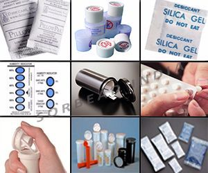 Our desiccants specially for pharmaceutical and API packaging including silica gel packets, molecular sieve packets, activated carbon and clay packets, humidity indicating cards, pillow pak, unit pak, canisters, pharmaceutical coils, etc.