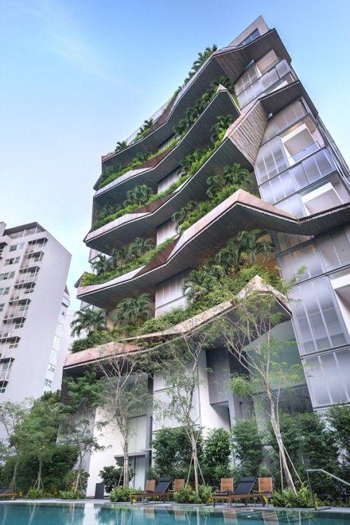 21 green building architecture concept vintage architecture