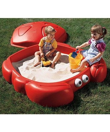 Step 2 Crabbie Sandbox - sandpits & water tables - Mothercare