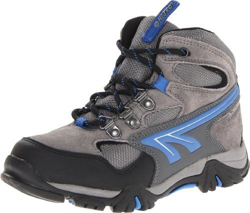 Hi-Tec Nepal WP JR Hiking Boot (Toddler/Little Kid/Big Kid) -  	     	              	Price: $  60.00             	View Available Sizes & Colors (Prices May Vary)        	Buy It Now      Suede and mesh upper. Waterproof bootie construction. Versatile lacing system for secure fit. Moisture-wicking lining keeps the foot dry. Soft padded collar for added...