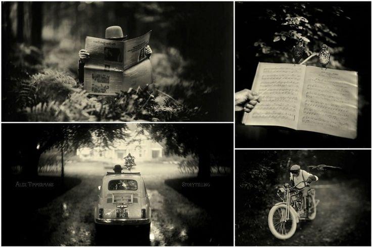 Alex Timmermans – 'Storytelling'