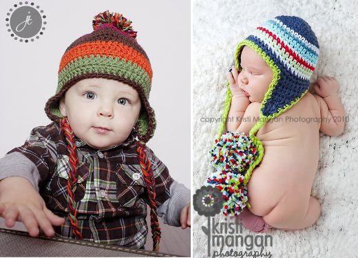 Mejores 13 imágenes de gorros y boinas en Pinterest | Sombreros de ...