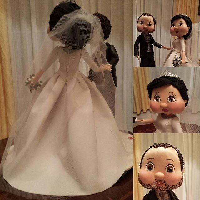 #foamy #fofucha #gomaeva #manualidades #artesania #hechoamano #regalosoriginales #regalos #novios #fofuchaspersonalizadas #boda