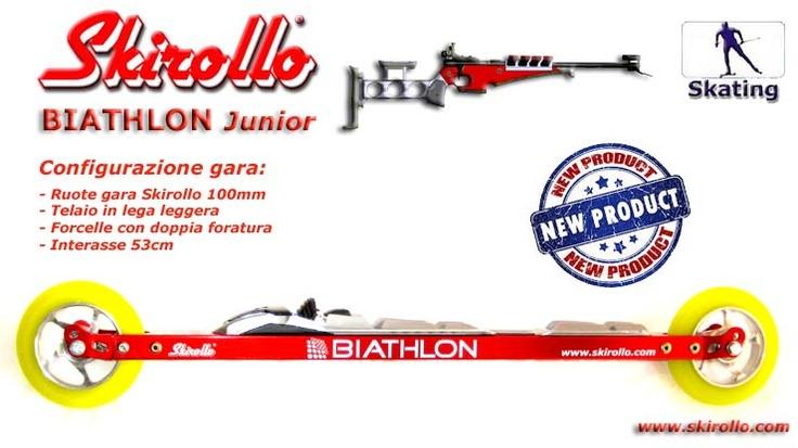 Skirollo Biathlon Race - www.skirollo.com