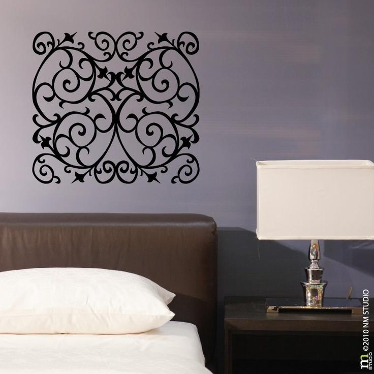 16 best Fleur De Lis Wall Decal images on Pinterest ...