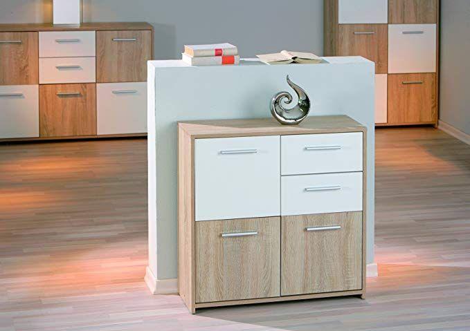 #Wohnzimmerwandgestaltung #Inter #Link #Commode Inter Link Dresser Sideboard Be …