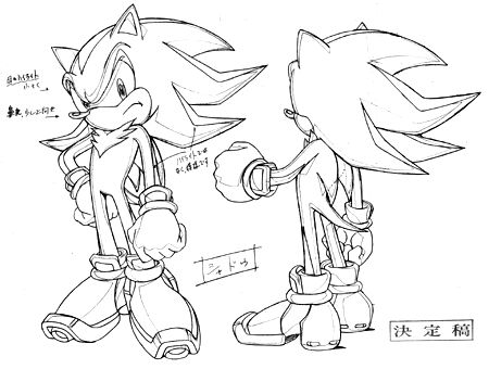"""""""Sonic the Hedgehog""""    © Sega*  • Blog/Website   (http://www.sega.com)  ★    CHARACTER DESIGN REFERENCES™ (https://www.facebook.com/CharacterDesignReferences & https://www.pinterest.com/characterdesigh) • Love Character Design? Join the #CDChallenge (link→ https://www.facebook.com/groups/CharacterDesignChallenge) Share your unique vision of a theme, promote your art in a community of over 100.000 artists!    ★"""