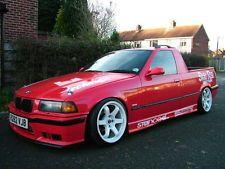 BMW E36 3 SERIES 2.5 TURBO PICK-UP TRUCK,PRO DRIFT CAR,TAX & TESTED TRACK CAR,M3