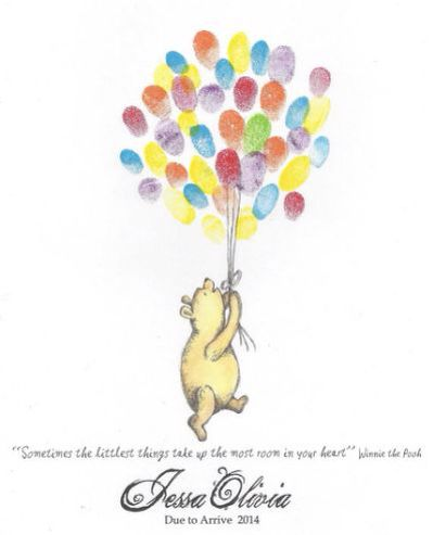 Love this! A better Pooh bear instead of course
