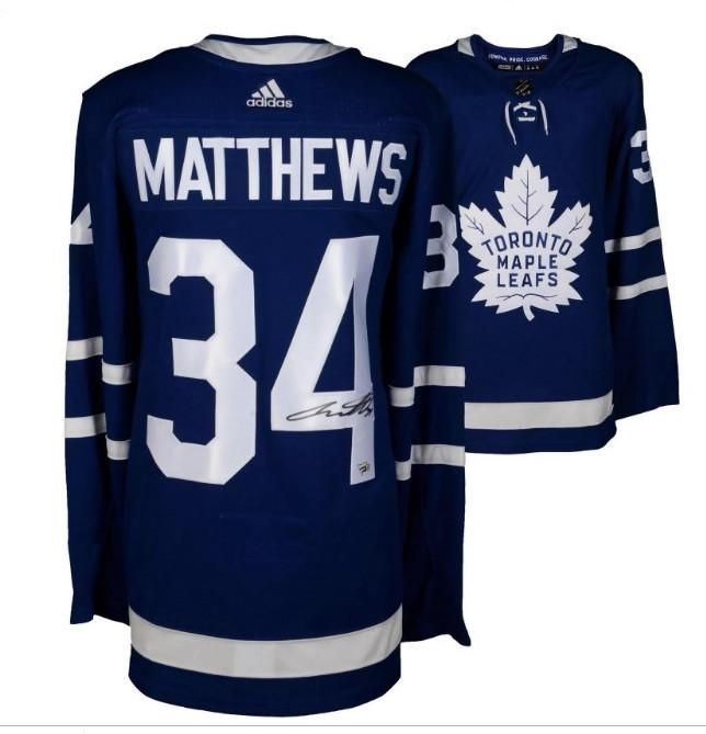 hot sale online 8092b 3324d Sports Collectibles Mitch Marner Toronto Maple Leafs ...