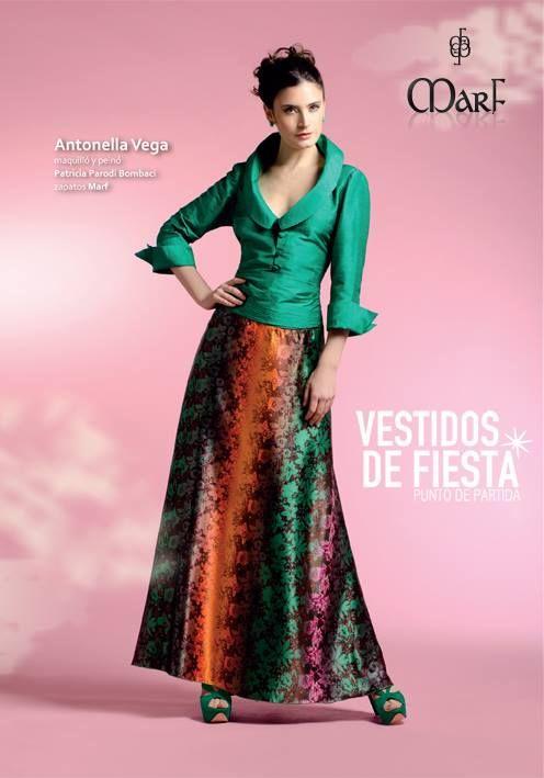 """MarF Zapatos en revista """"Vestidos de Fiesta"""" Noviembre 2013 - Buenos Aires - Argentina"""