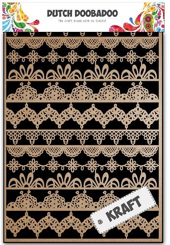 479.002.003 Dutch Laser Paper Art Kraft Party
