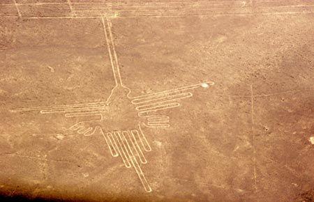Pérou les lignes de Nazca survol en photos
