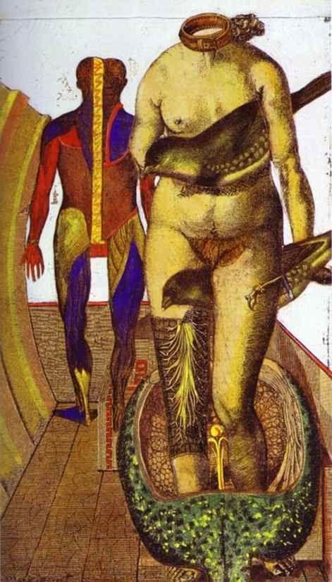 Pilar del Dadaísmo y el Surrealismo - Max Ernst