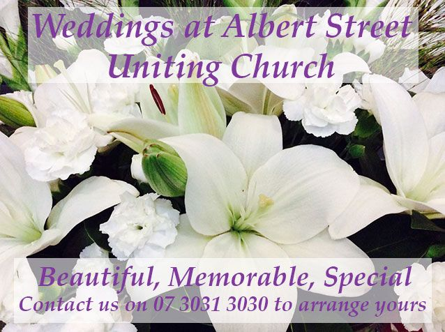Romantic and unique... we welcome couples from all Christian denominations.