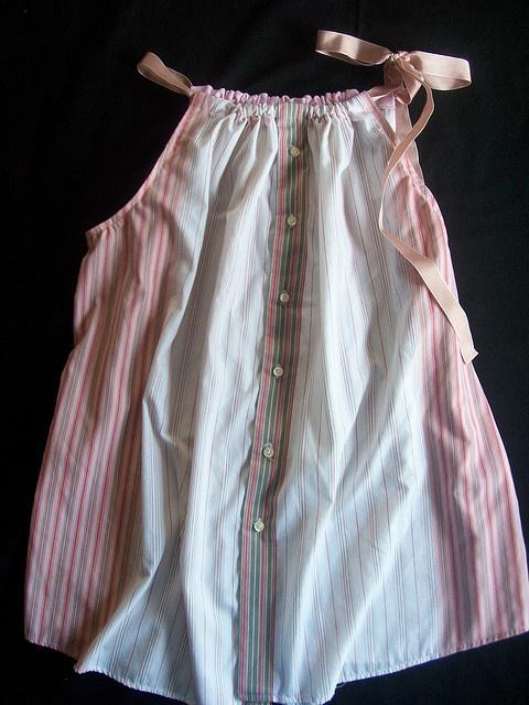 men's shirt to dress