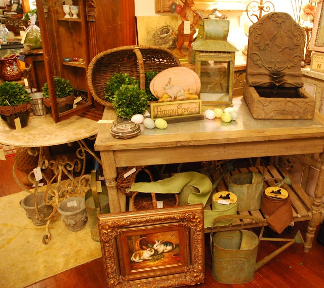 Capital Park Antiques And Interiors In Atlanta