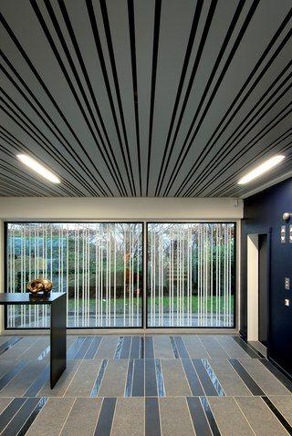 Metal Ceiling Multi-Panel-Hunter Douglas