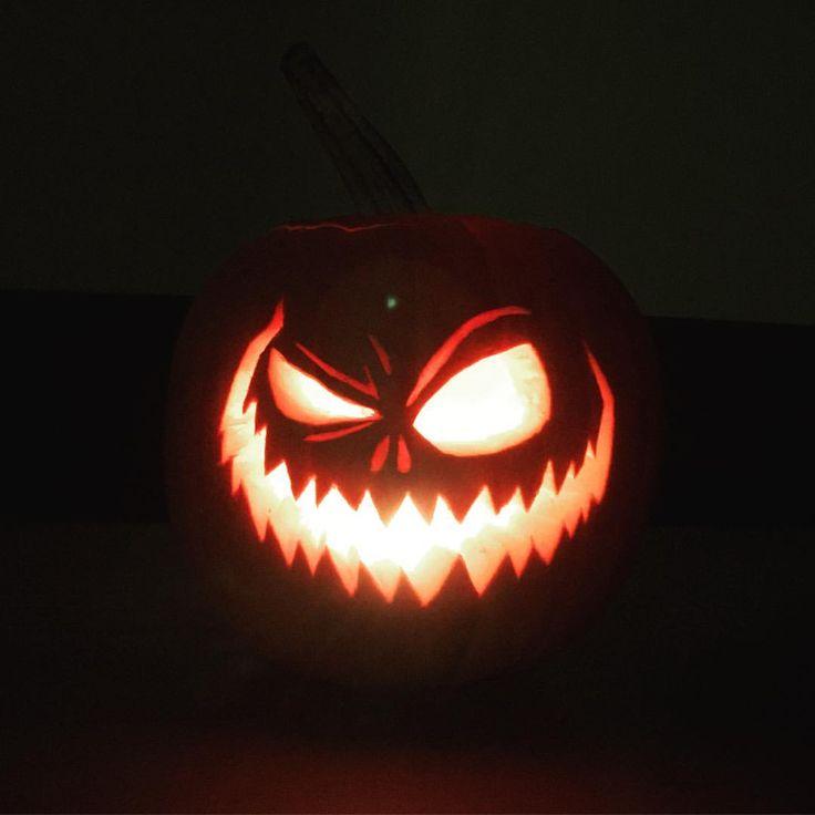 (@misslumberjack) auf Instagram: Halloween Pumpkin Inspiration