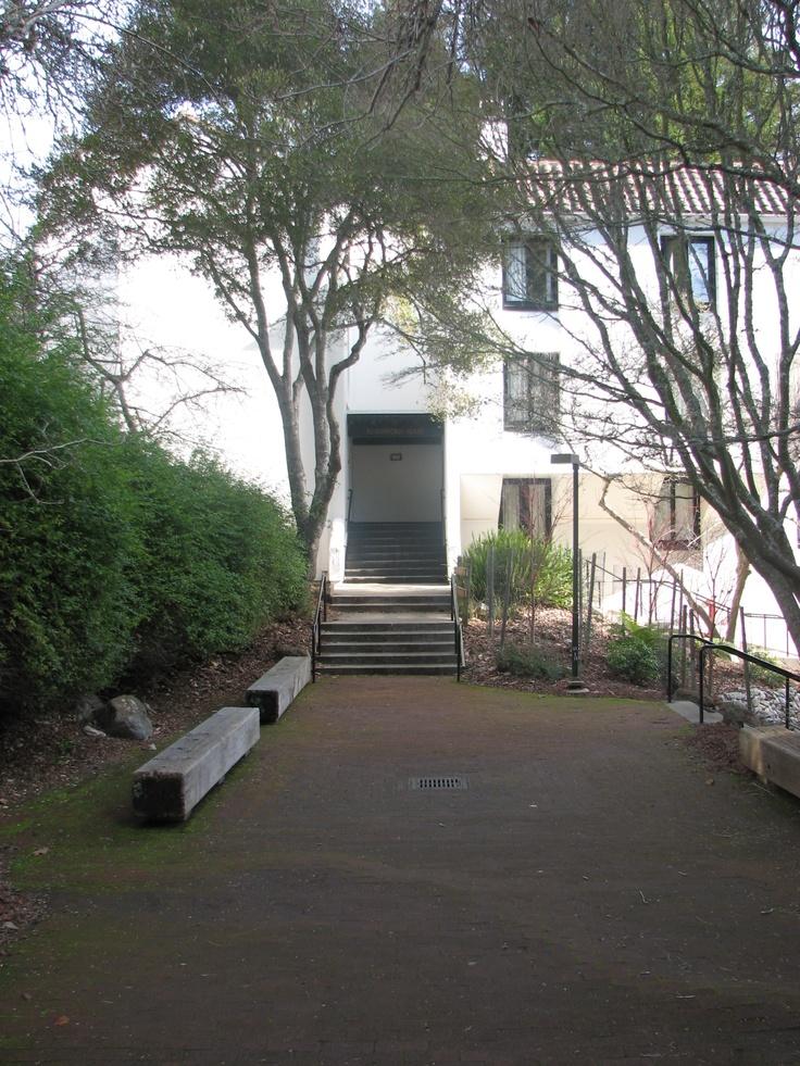 UC-Santa Cruz, Crown College, Rutherford House Dorm