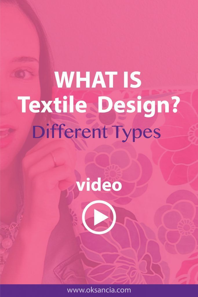 Video What Is Textile Design Different Types Of Fabric Design
