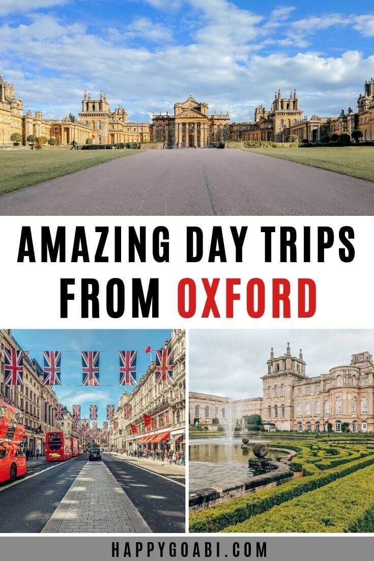 8 Best Day Trips from Oxford, England