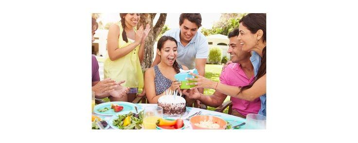 #Astuces pour bien organiser une #fête d' #anniversaire