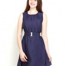 Tops And Tunics Women's A-Line Dress