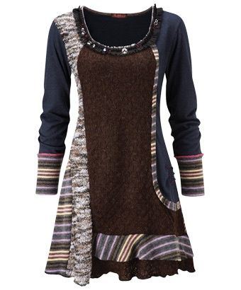 upcycled clothes | Joe Browns Mix It Up Dress - one of our best sellers. ... | Mental He ...
